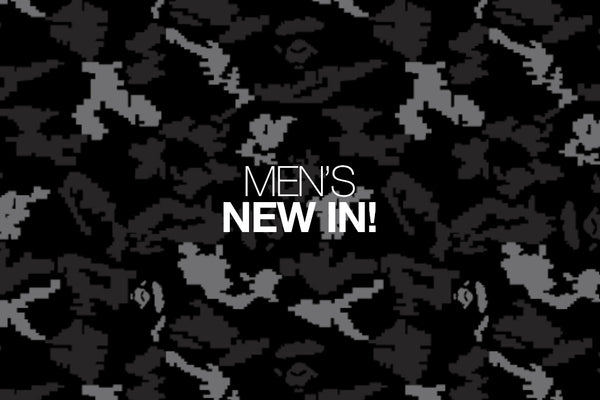 MEN'S NEW IN AUGUST 15TH