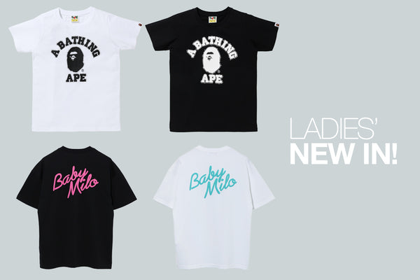 LADIES' NEW IN AUGUST 29TH