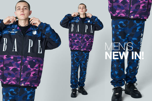MEN'S NEW IN AUGUST 29TH