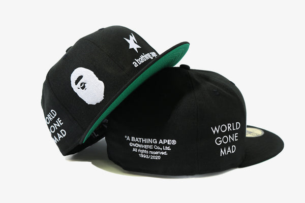 NEW ERA 59FIFTY A BATHING APE