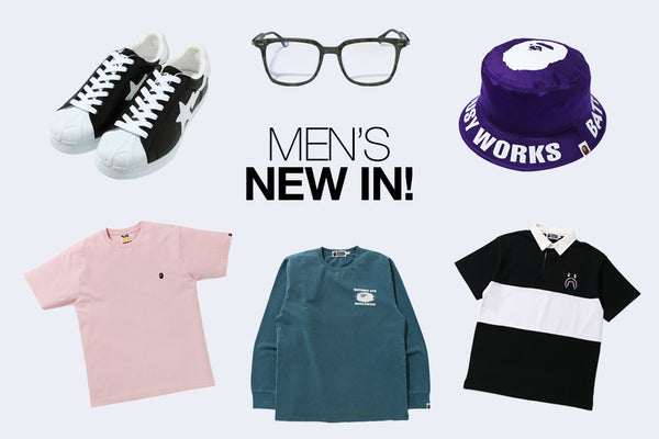 MEN'S NEW IN SEPTEMBER 5TH