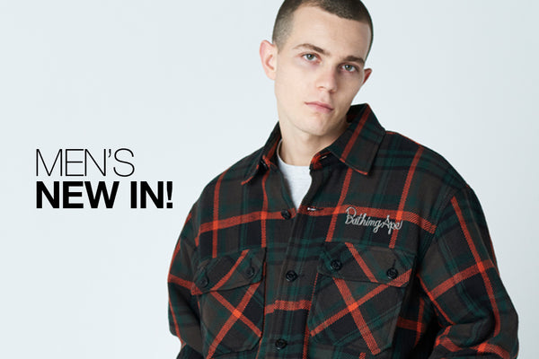 MENS NEW IN SEPTEMBER 12TH