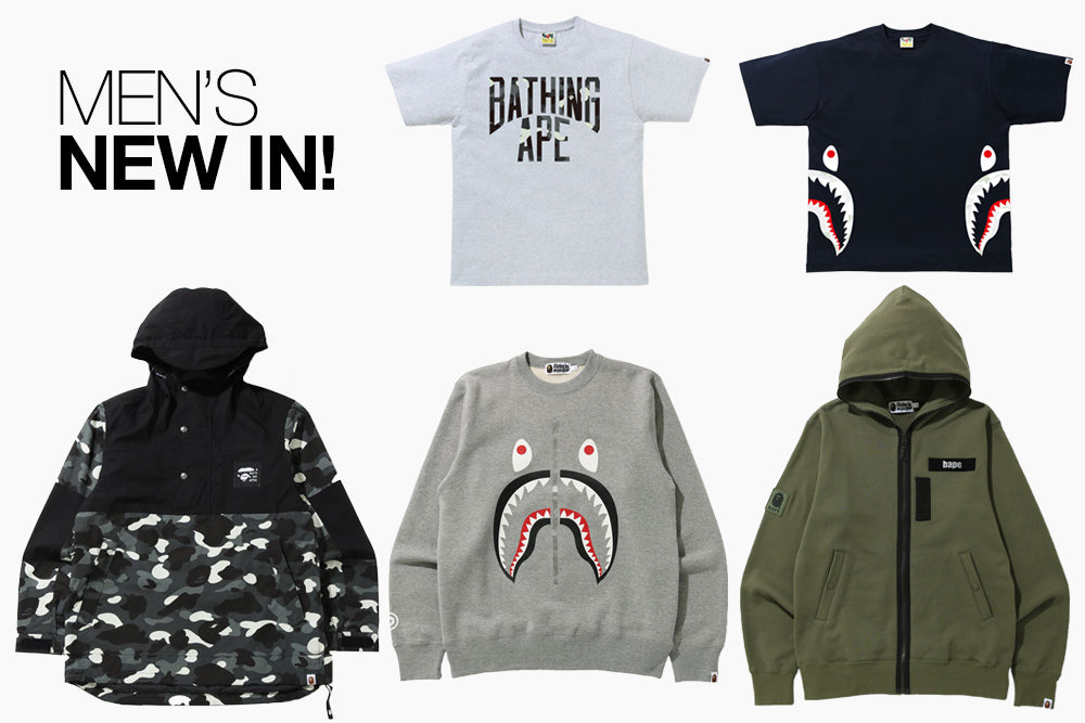 MENS NEW IN SEPTEMBER 19TH