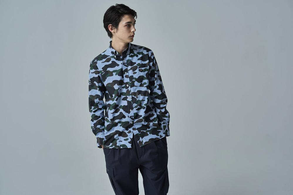A BATHING APE 2020 AW MR'S LOOKBOOK 8