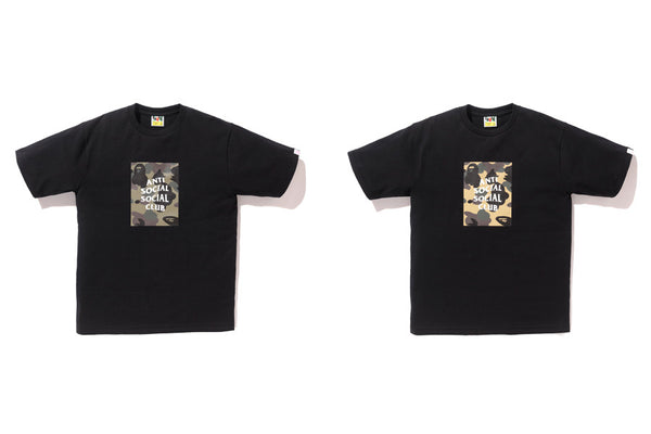 7c06a4b6 A BATHING APE® X ANTI SOCIAL SOCIAL CLUB | us.bape.com