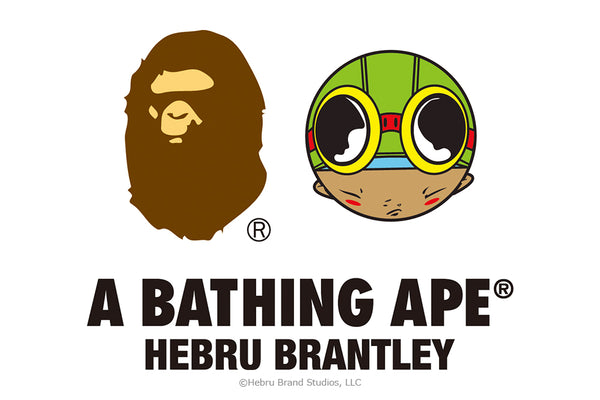 5ef809372f4a A BATHING APE® X HEBRU BRANTLEY