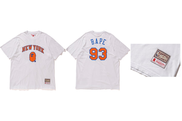 the best attitude 378be 51442 A BATHING APE® X MITCHELL & NESS | us.bape.com
