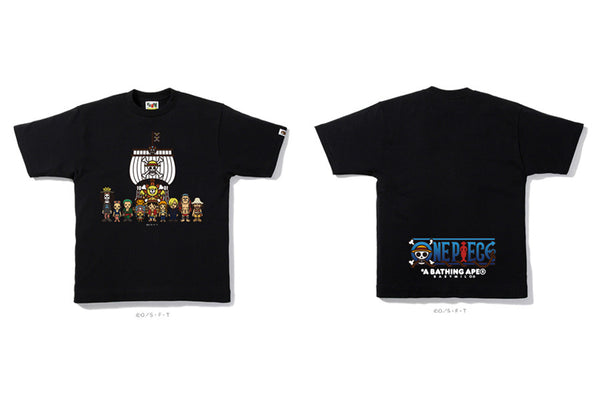 13d19017 This collection which consists of a wide line-up of t-shirts. Other  products in this collaboration will not be sold at BAPE® NY. This  collection will launch ...