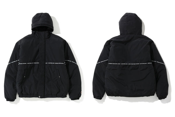 RELAXED HOODIE JACKET