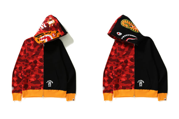 A BATHING APE® TIGER SHARK COLLECTION  5cbb84968780