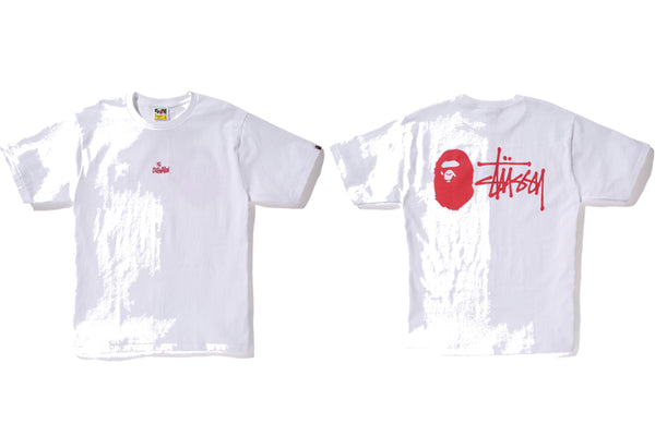 26fcb2908 The collaboration features a T-shirt and the BAPE x STUSSY x G-SHOCK  FROGMAN.