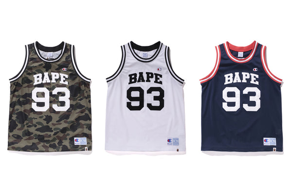 2193034ec A BATHING APE® x CHAMPION | us.bape.com