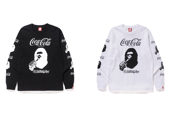 A BATHING APE® X COCA-COLA | us bape com