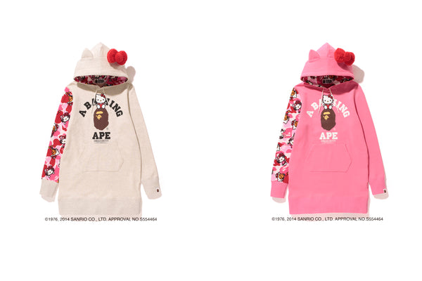 5a3a5c39f5 A BATHING APE® X HELLO KITTY