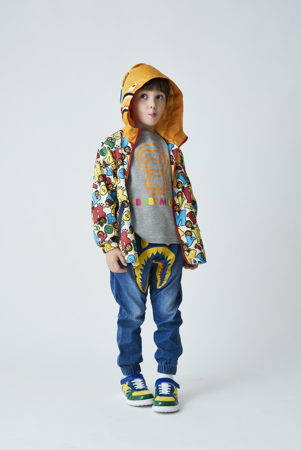 2020 AW KIDS'/JUNIORS' LOOKBOOK 1