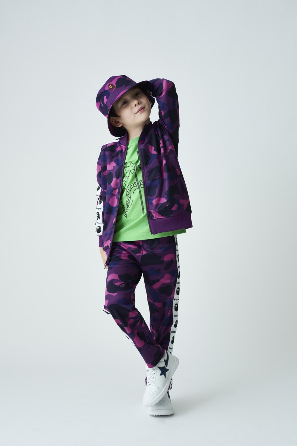 2020 AW KIDS'/JUNIORS' LOOKBOOK 16