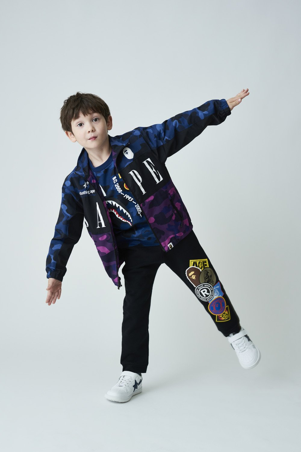 2020 AW KIDS'/JUNIORS' LOOKBOOK 8
