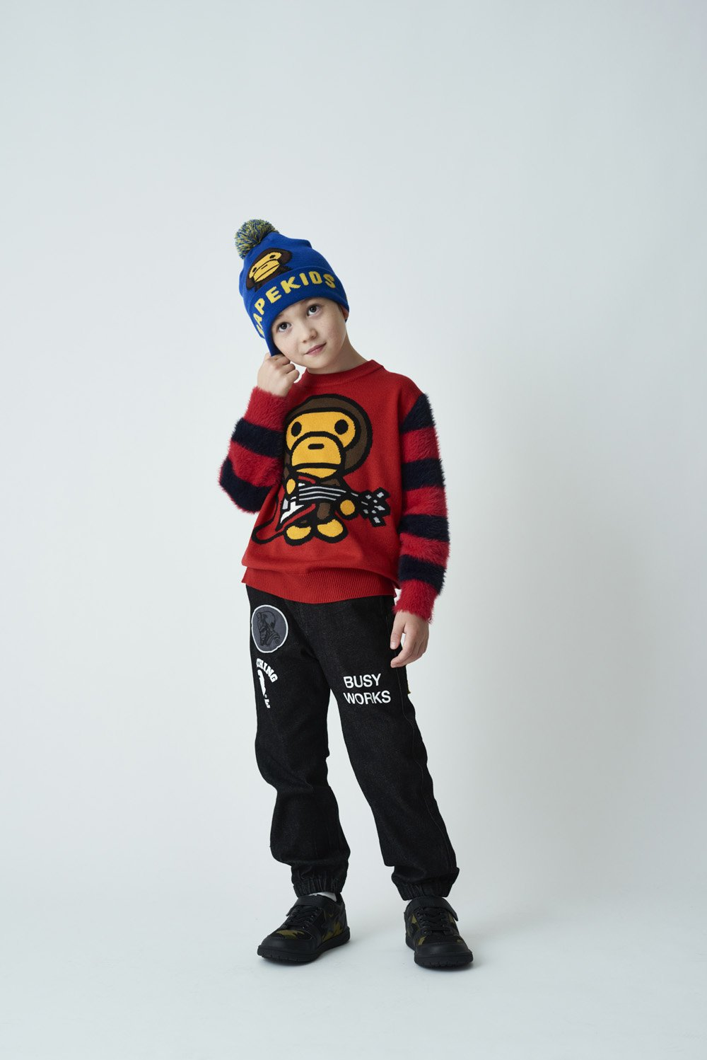 2020 AW KIDS'/JUNIORS' LOOKBOOK 9