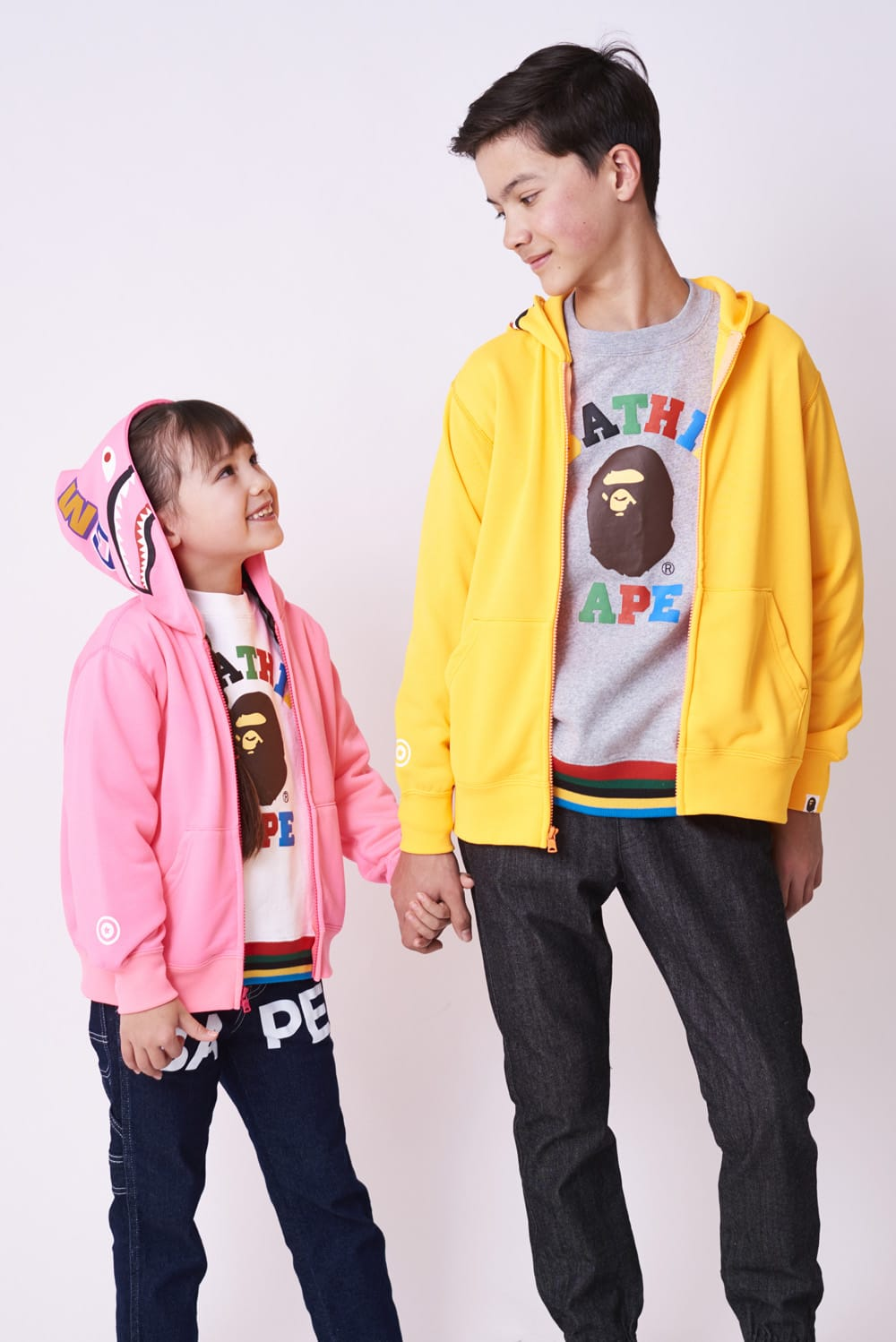 A BATHING APE 2020 SS KIDS' LOOKBOOK 11