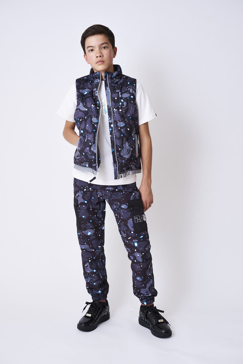A BATHING APE 2020 SS KIDS' LOOKBOOK 14