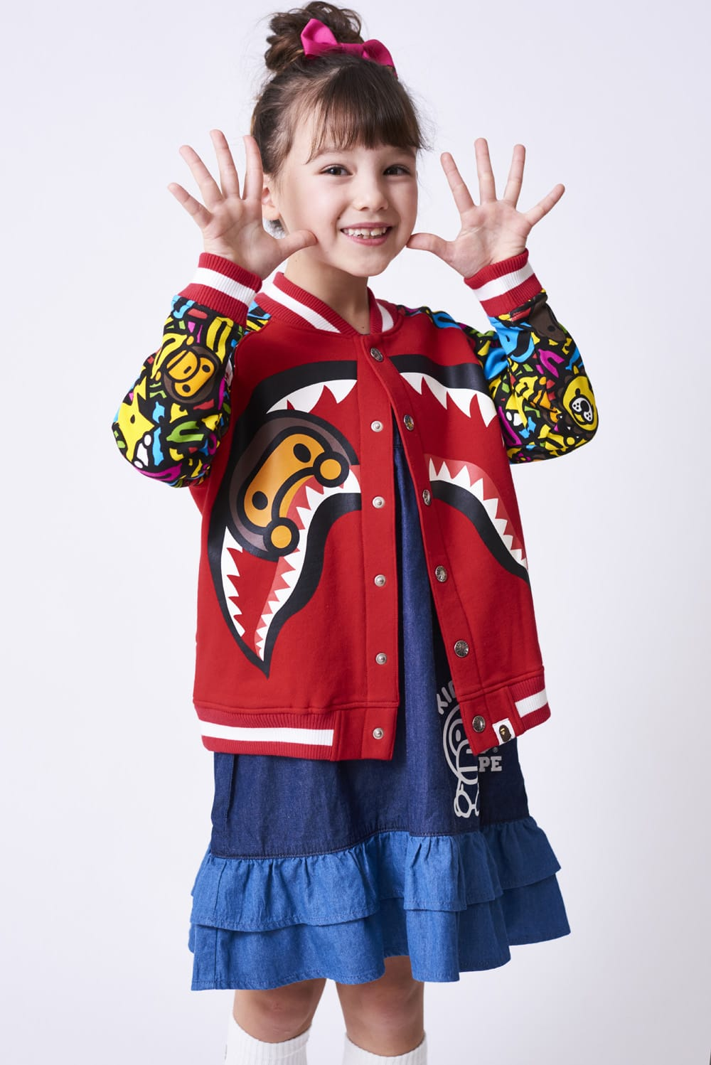 A BATHING APE 2020 SS KIDS' LOOKBOOK 4