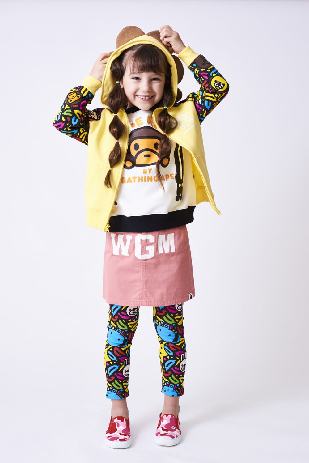 A BATHING APE 2020 SS KIDS' LOOKBOOK 6