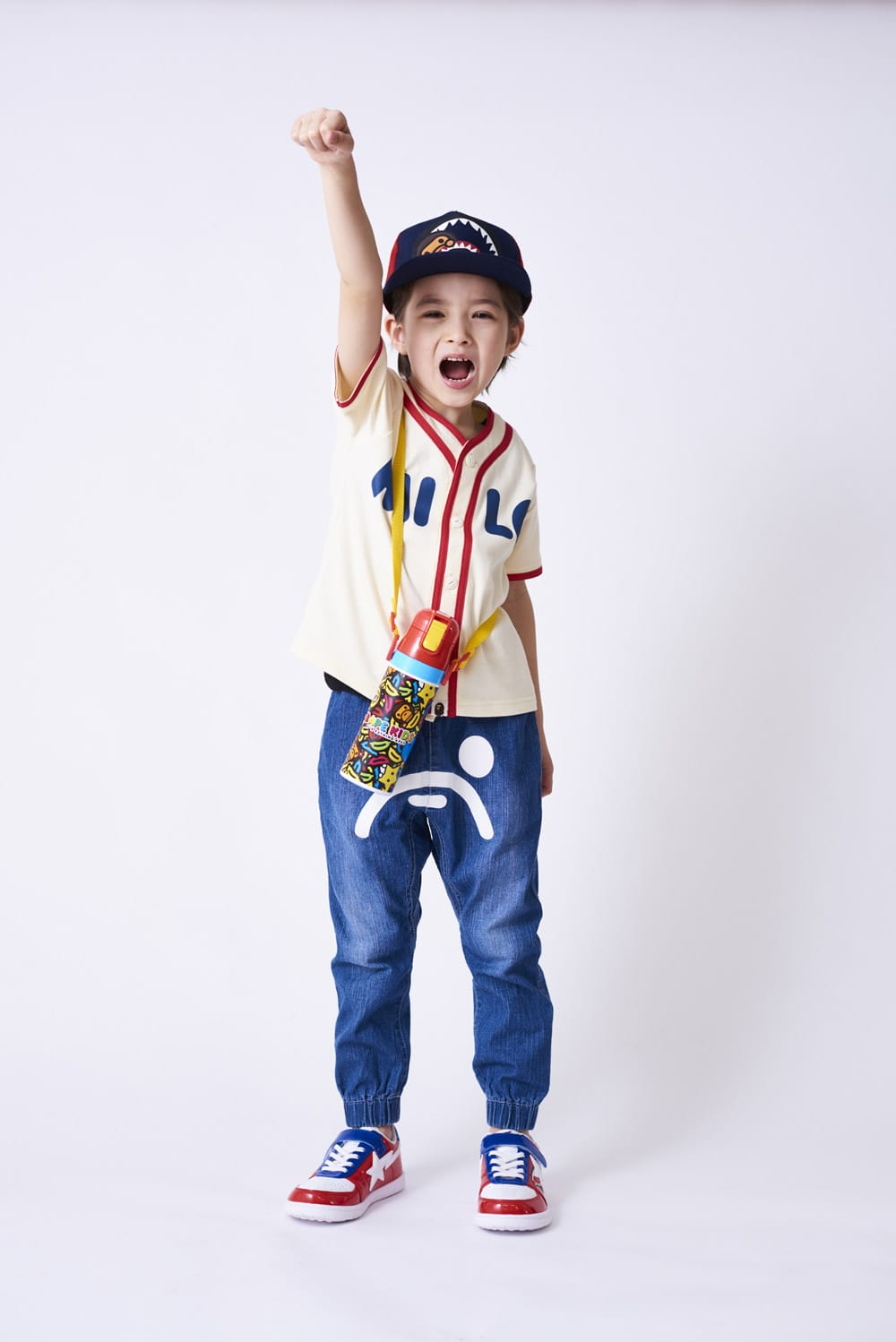 A BATHING APE 2020 SS KIDS' LOOKBOOK 7