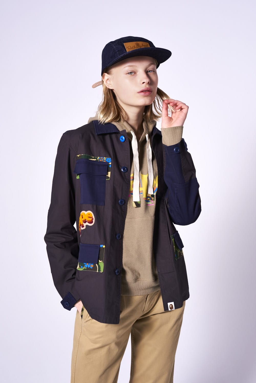 A BATHING APE 2020 SS LADIES' LOOKBOOK 10