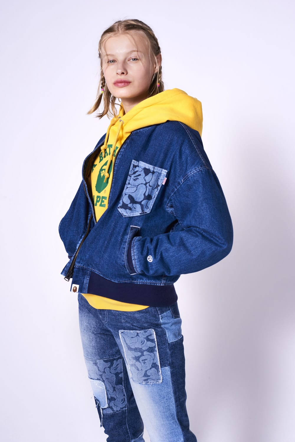 A BATHING APE 2020 SS LADIES' LOOKBOOK 11
