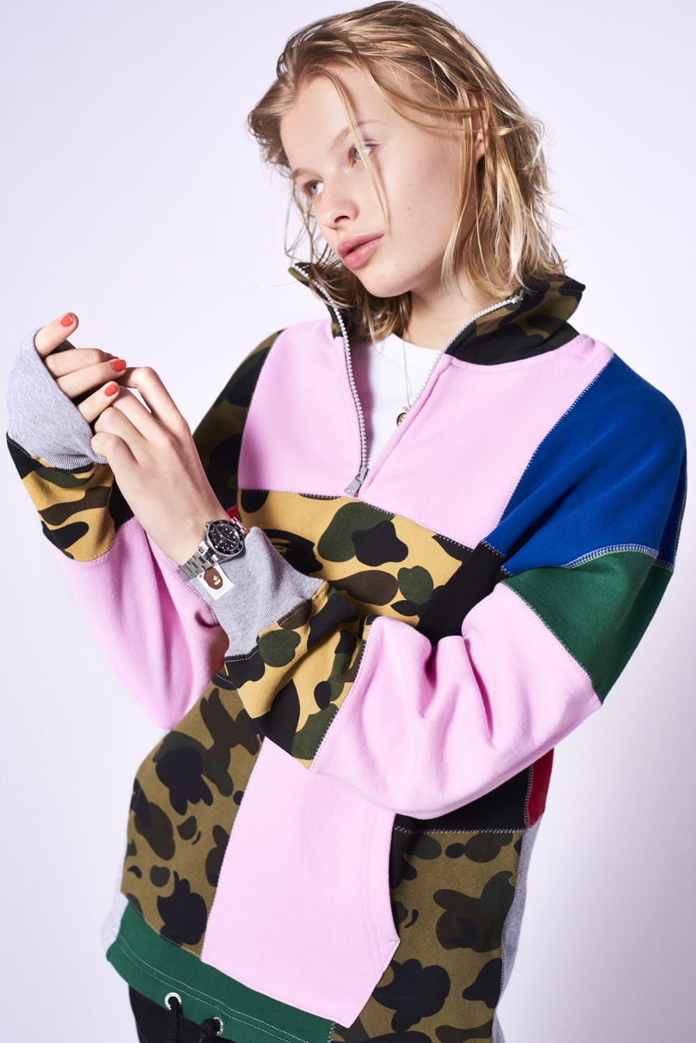 A BATHING APE 2020 SS LADIES' LOOKBOOK 13