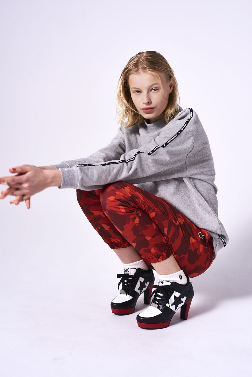A BATHING APE 2020 SS LADIES' LOOKBOOK 5