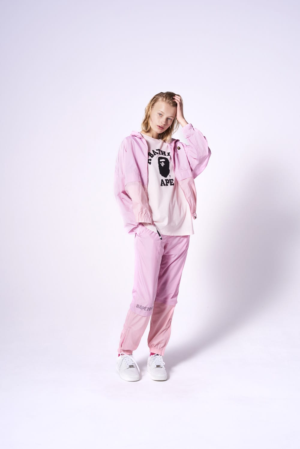 A BATHING APE 2020 SS LADIES' LOOKBOOK 9