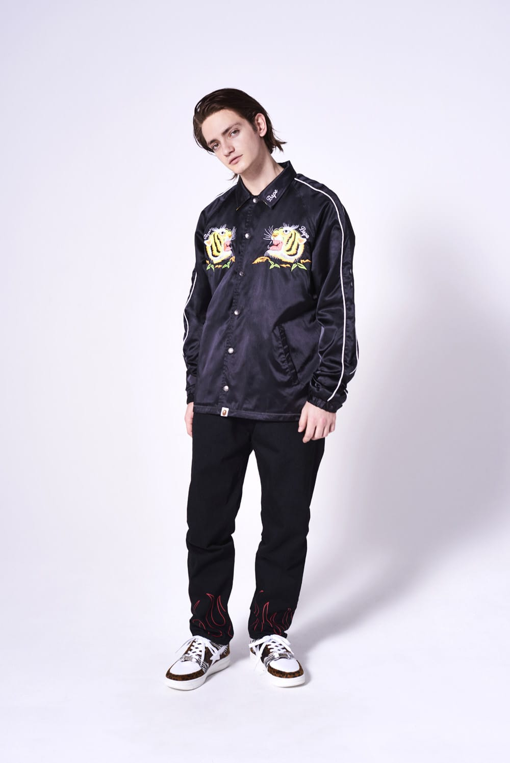 A BATHING APE 2020 SPRING MEN'S LOOKBOOK 11