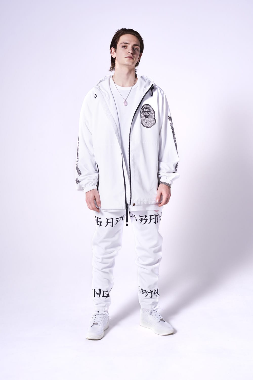 A BATHING APE 2020 SPRING MEN'S LOOKBOOK 12