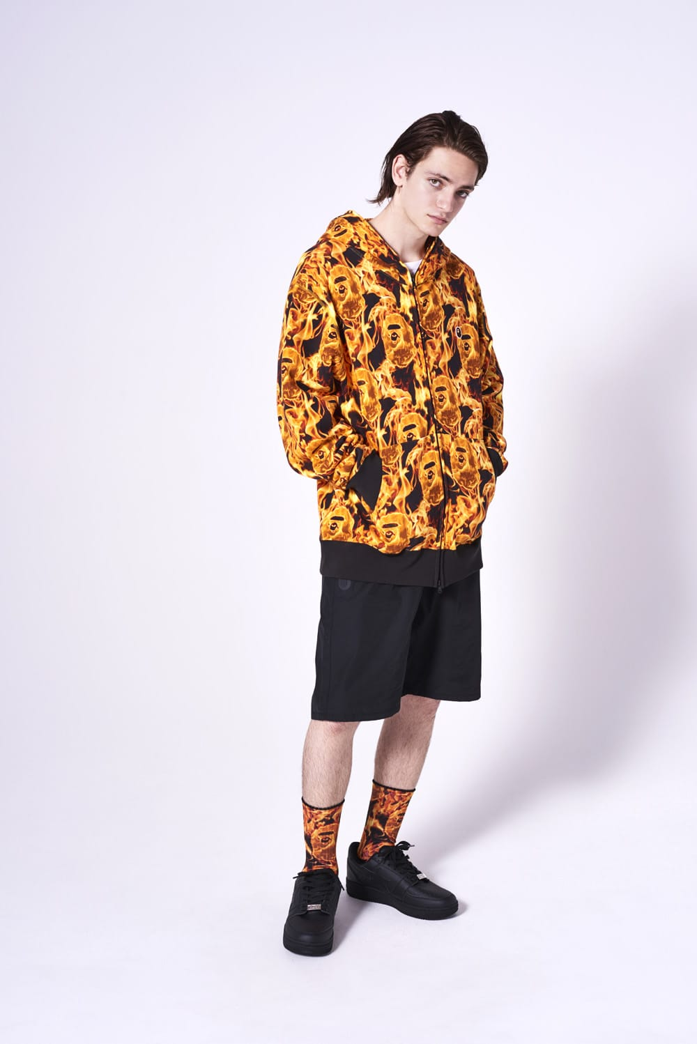 A BATHING APE 2020 SPRING MEN'S LOOKBOOK 13
