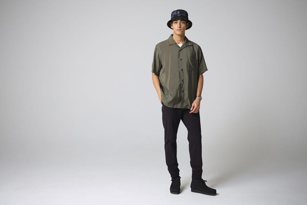 A BATHING APE 2021 SS MR'S LOOKBOOK 4