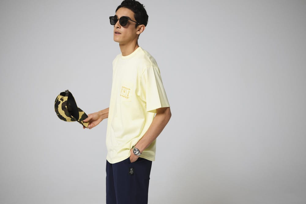 A BATHING APE 2021 SS MR'S LOOKBOOK 8