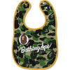 ABC CAMO APE HEAD BIB KB KIDS