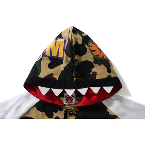 1ST CAMO SHARK BABY CAPE K