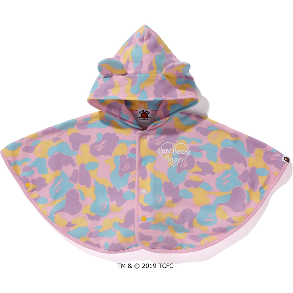 BAPE X CARE BEARS CAPE KB KIDS