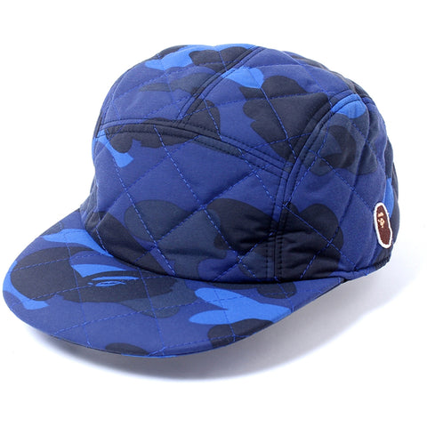 COLOR CAMO QUILTING JET CAP