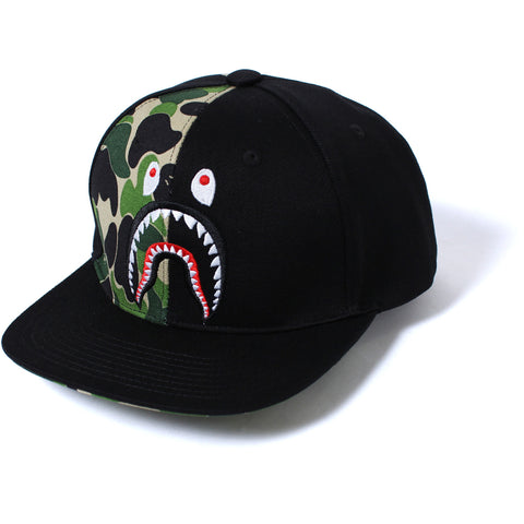 ABC SHARK SNAPBACK CAP MENS