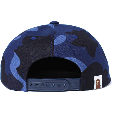 COLOR CAMO SNAP BACK CAP M