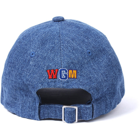 SHARK DENIM CAP MENS