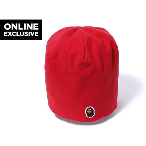 ONE POINT BEANIE MENS