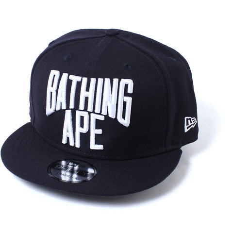 NYC LOGO NEW ERA SNAP BACK CAP MENS