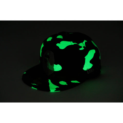 CITY CAMO APE HEAD NEW ERA CAP MENS