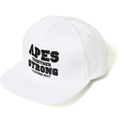 ATS SNAP BACK CAP MENS