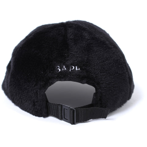 APE HEAD FUR CAP LADIES