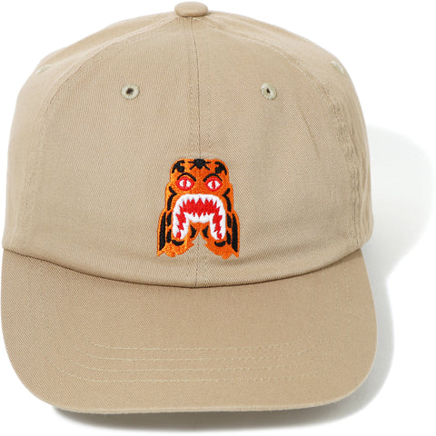 TIGER PANEL CAP MENS